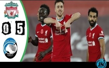 [Highlights] Liverpool vs Atalanta 5-0 - Extended Highlights & All Goals - 2020
